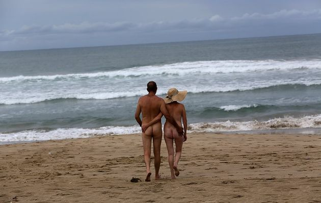 Nudist camp south africa